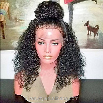 Full Lace Human Hair Wig For Men 2e665407a