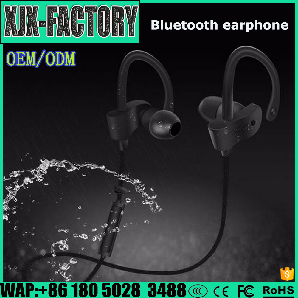 Free sample beats bluetooth wireless earphone Headset Stereo Earplugs with Microphone for IPhone