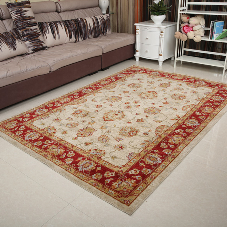 China carpet supplier traditional chinese wool floor rug for studing room