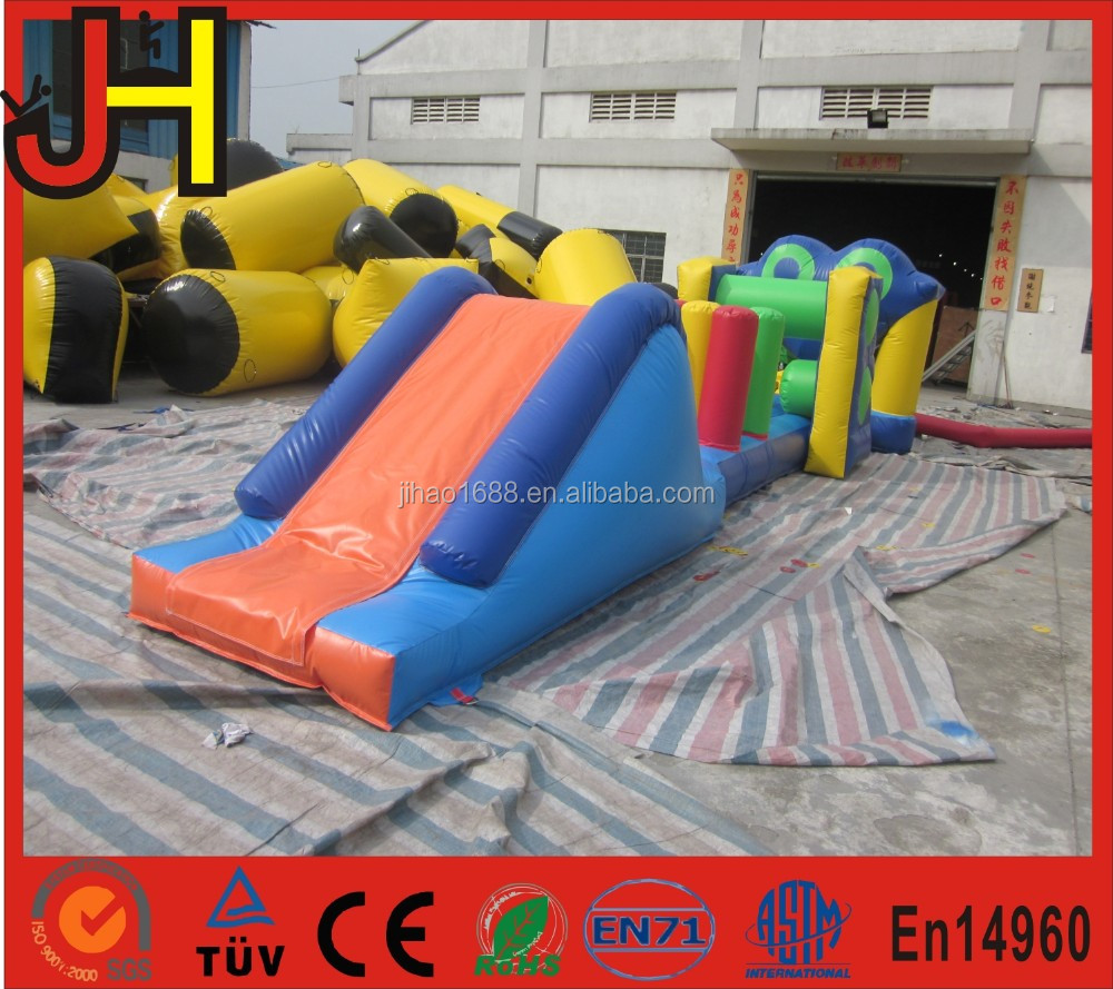 inflatable water obstacle course inflatable water