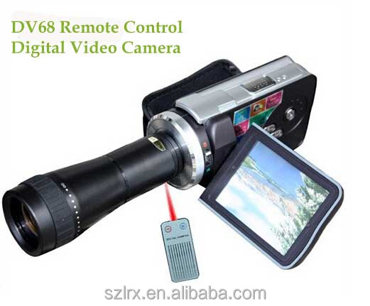 16.0 mp 8X Zoom action camera grip Sports Video Camera