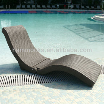 Floating Chaise Lounge Chair Pool Outdoor Deck Patio