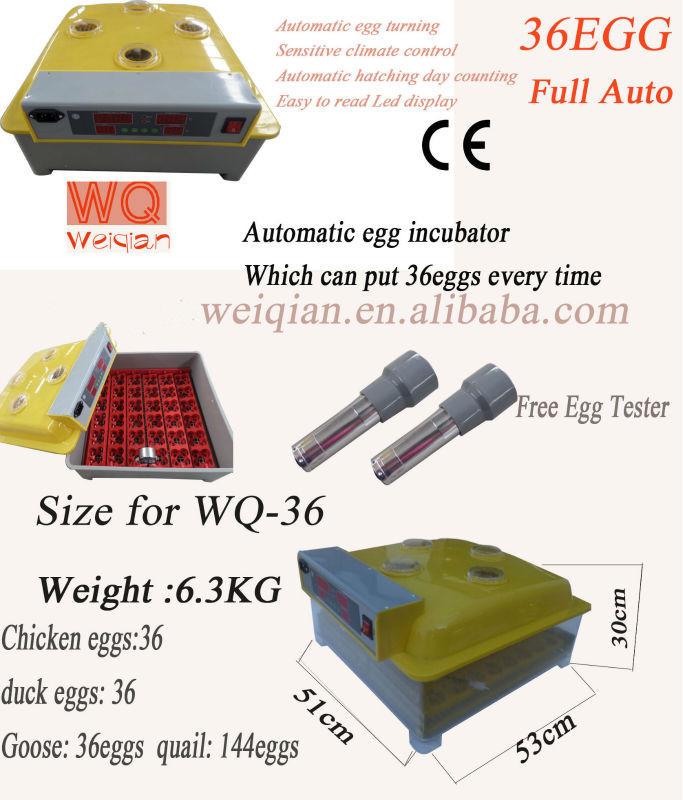 pas cher automatique incubateur couveuse solaire petit 48 oeufs couveuse incubateur d 39 oeufs. Black Bedroom Furniture Sets. Home Design Ideas
