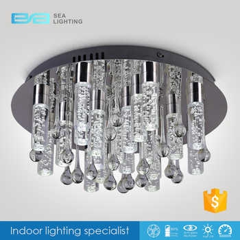 Home Decoration High Power Led Modern Crystal Ceiling Lamp 1119355 ...