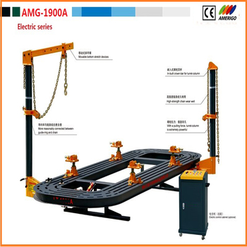 Amerigo 1900a Auto Body Frame Machine/car Chassis Straightening ...