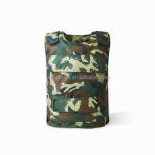 Ballistic Armed Police Camouflage Body Armor Bulletproof Vest