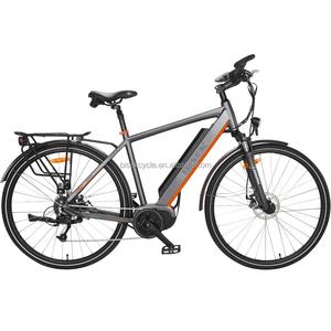 700CC EN15194 approved bafang mid motor electric bike 250W