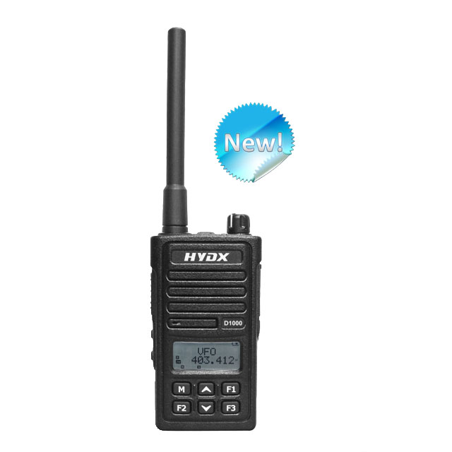 Digital DMR Transceiver HYDX-D1000 with Two Slot <strong>Communication</strong>