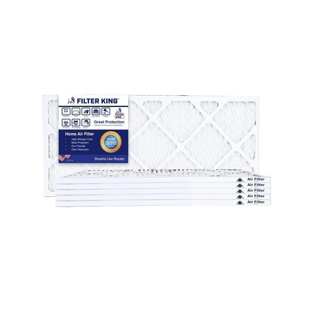 18x24x1 MERV 8 HVAC//Furnace pleated air filter 6