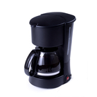 Drip Coffee Maker simple plastic american coffee maker