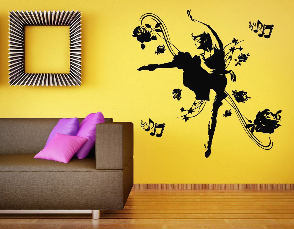 Cheap Ballerina Wall Decals, find Ballerina Wall Decals deals on ...