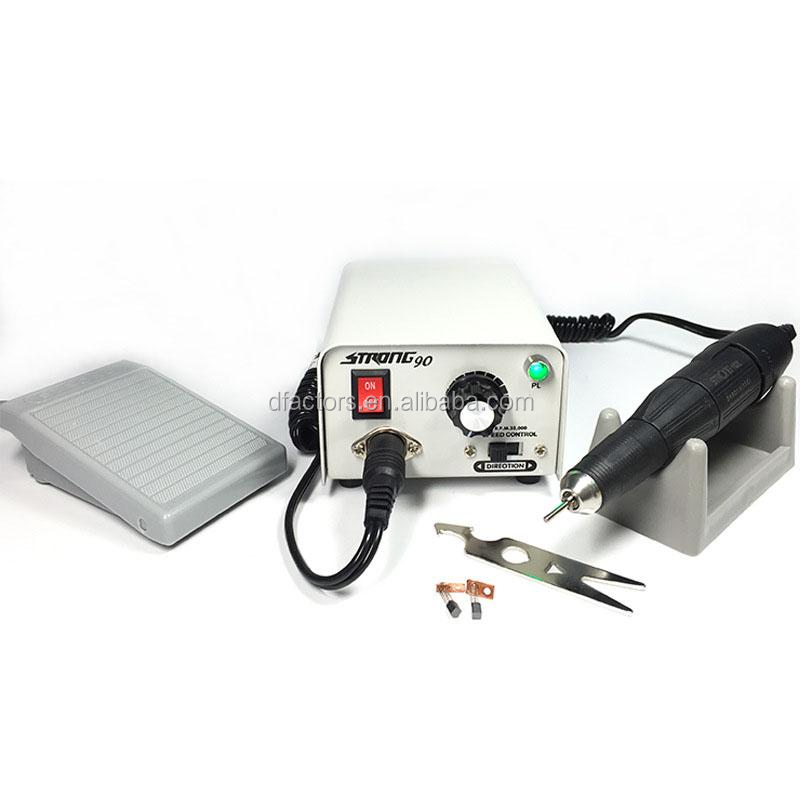 Promotion dental laboratory brushless handpiece micromotor strong 90 price
