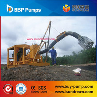 BBP (Sundream) ash slurry pump ISO certified