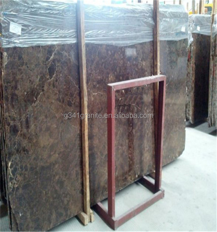 Natural slab/floor tile marble dark emperador