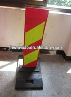 Reflective road security equipments