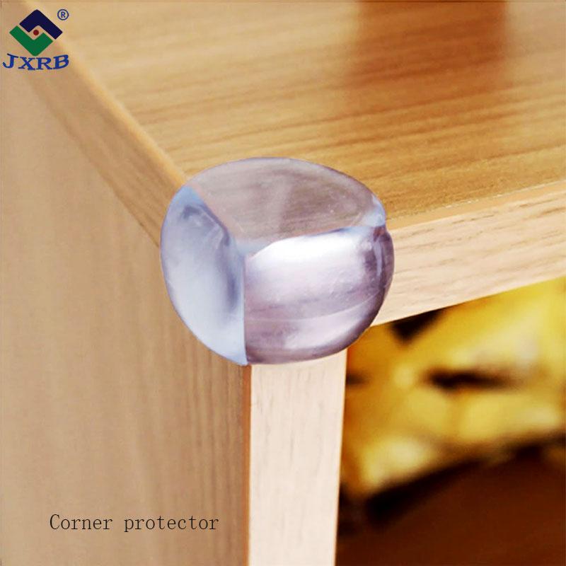 Wholesale safety sharp edge plastic kids guards baby table corner protectors