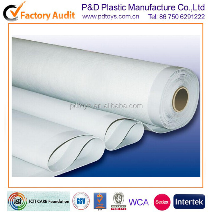 EN71phthalate free pvc raw material price for inflatable product