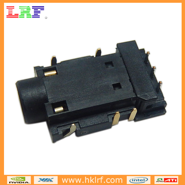 high quality waterproof dc power jack
