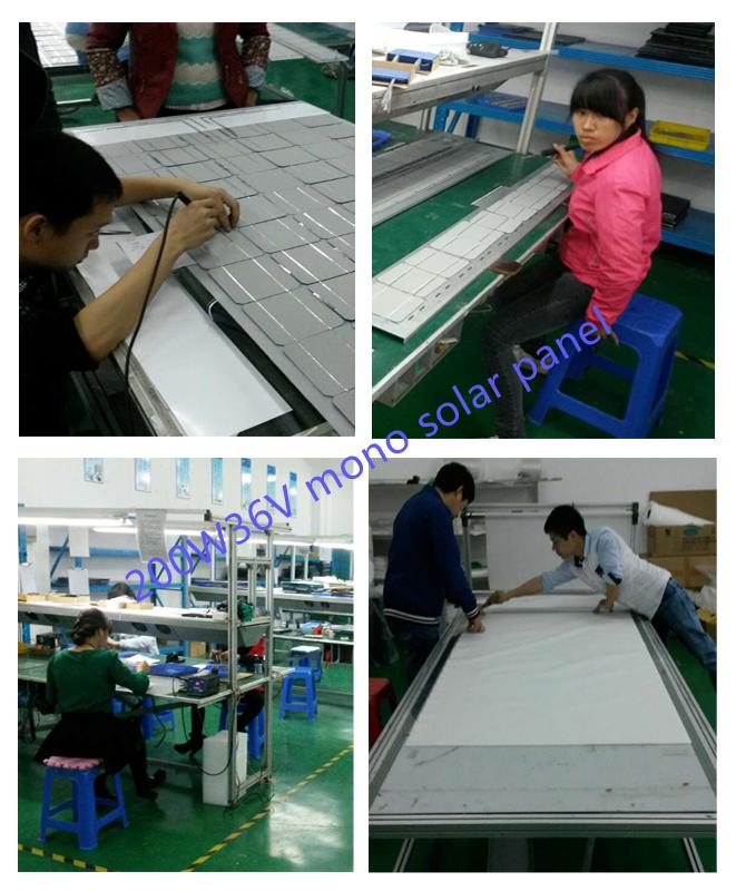 競争力のある価格のための小さなポリpvモジュール仕入れ・メーカー・工場
