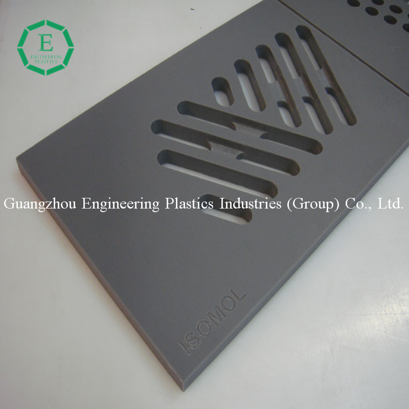 Engineering plastic product PVC sheet customized PVC plastic hard board with Excellent UV resistance