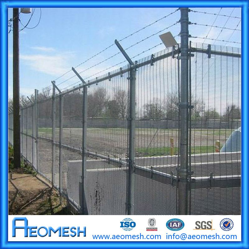 Project in Baku European Games 358 fence