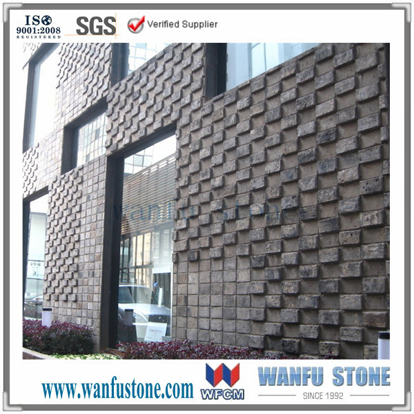 Various Natural Stone Exterior Wall Claddingmodern Decorative Stone
