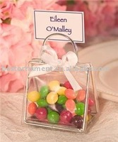 Purse Place Card Holder Favors