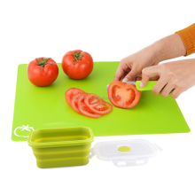 BPA Free Flexible PP Cutting Board Set 플라스틱 마 Board Manufacturer