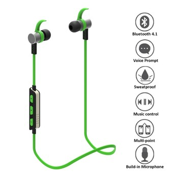 2016 new hot sport waterproof wireless bluetooth earphone bluetooth earbuds f. Black Bedroom Furniture Sets. Home Design Ideas