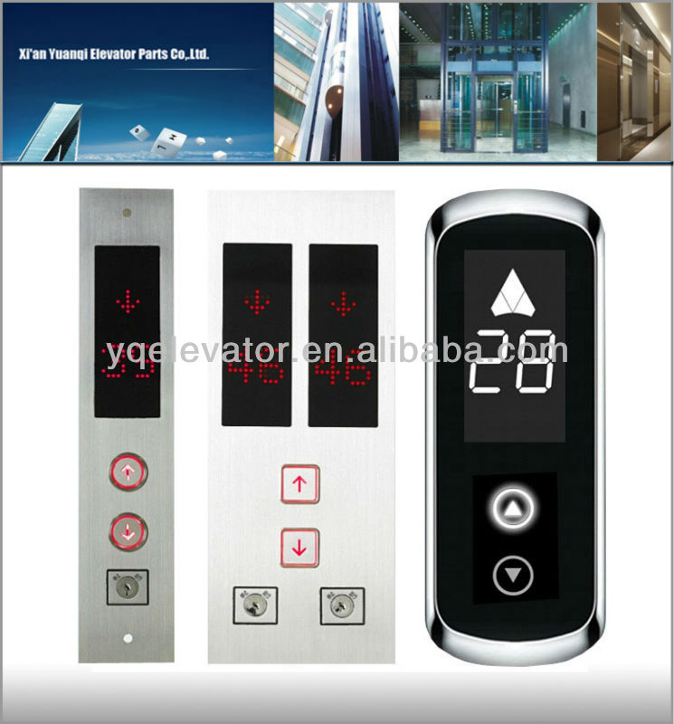 cop lop elevator button panel elevator push button panel elevator