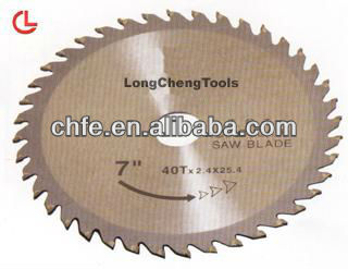 saw blade for woodworking