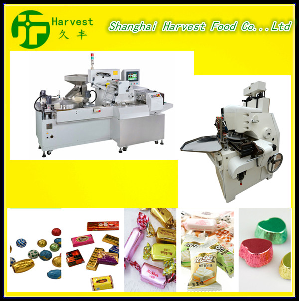 10-year warranty Wholesale China Merchandise Chocolate Wrapping Machinery