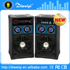 8inch 60w China active stage speaker subwoofer speakers
