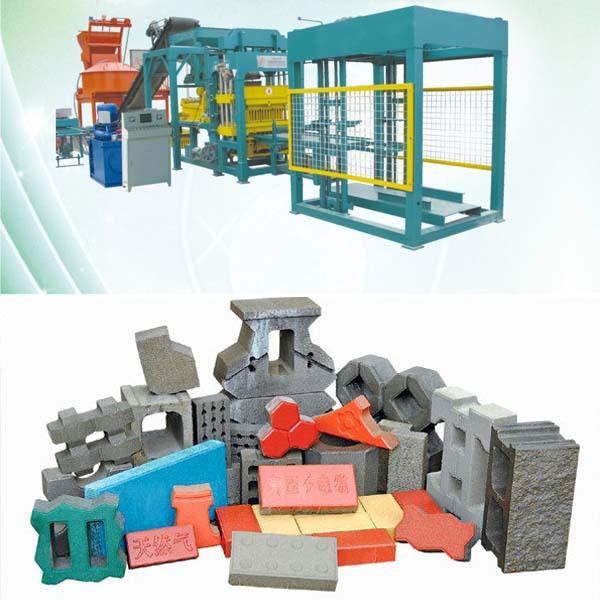 Quality Bricks: High Quality Bricks Making Machine To Use Cementor Sand To