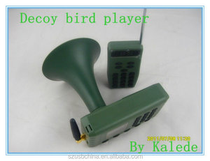 Hunting calls bird caller device with remote control cp-380