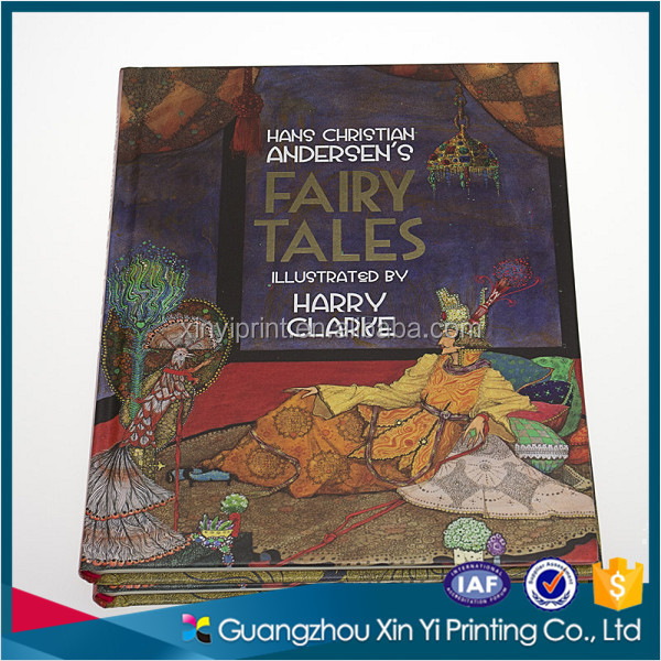 hardcover textbook/story book/thick board book printing