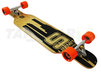 maple and bamboo long board skateboards manufacturer longboard skate