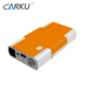 Carku jump starter 12v car starter power bank start car 8000mah jump starter e-power-06 battery charger 12v