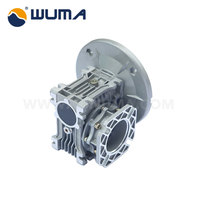 0.09~22KW High Speed Gzarbox Reducer Small Worm Reduction Gear Box