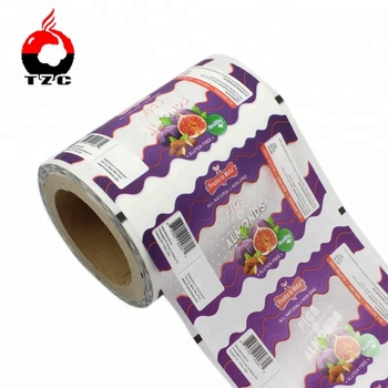 gravure printing bopp matte film with glossy logo for chocolate bar wrapper