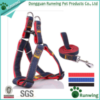 2016 New Model Pet Dog/Cat Adjustable Leash for Traning Harness Lead Collar Training Rope