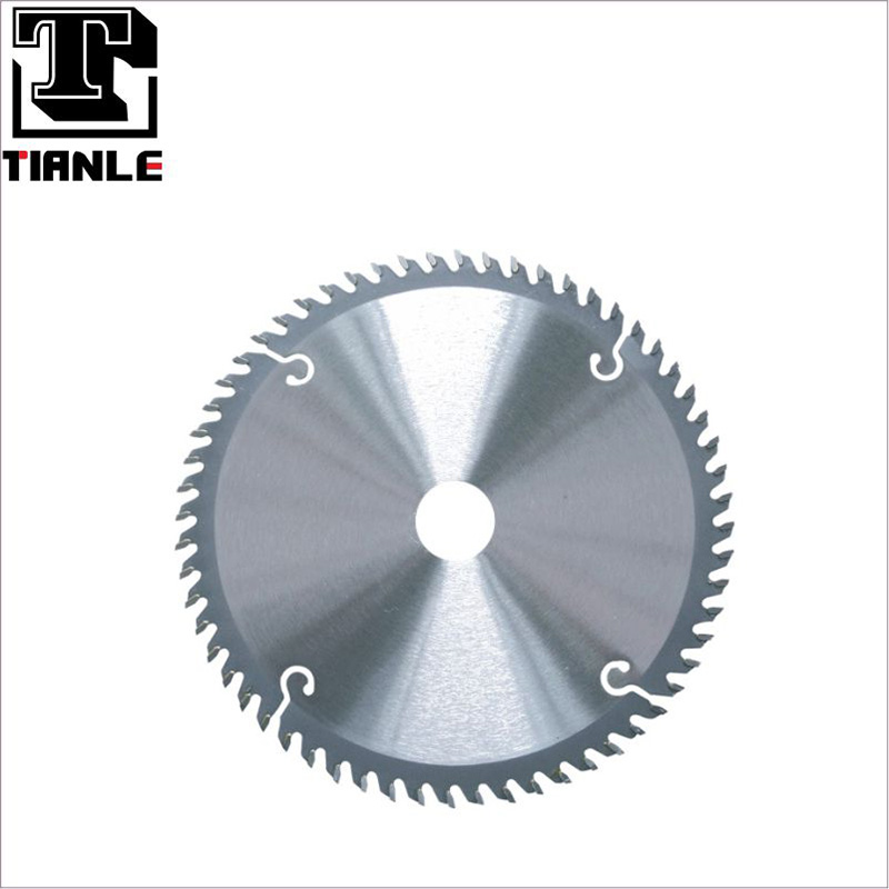 TIANLE high quality alloy saw blade TCT circular saw blade for aluminium cutting