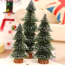 3d small christmas tree ornament craft for indoor decoration and gifts