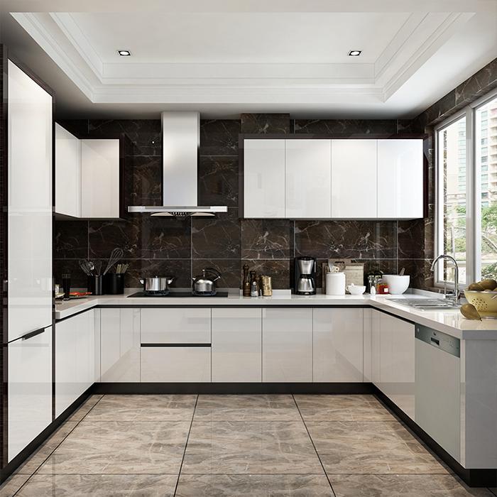 Modern Kitchen Cabinets Design Mdf Kitchen Cabinet White