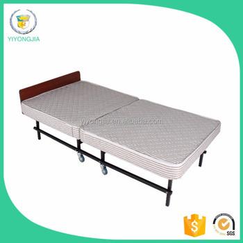 Hotel Extra Single Folding Bed With Mattress Buy Single Fold Up