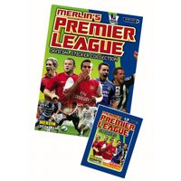 Premier League 2008 Official Sticker Collection