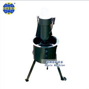 High Recovery Small Mining Lab Agitating Tank for Mineral Gold Ore Testing