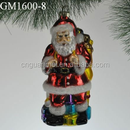 Santa Claus hotsell decorative christmas hanging ornament