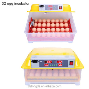 32 Chicken egg incubator over 98% hatching rate