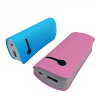 Promotion gift toy power bank for digital camera ,5600mah external battery charger portable power bank